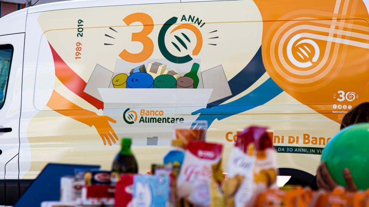 Trentennale Banco Alimentare - tour