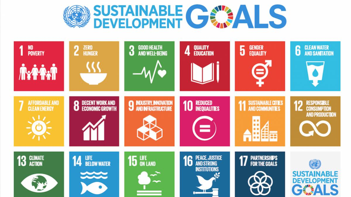 Sustainable Development Goals - Agenda 2030