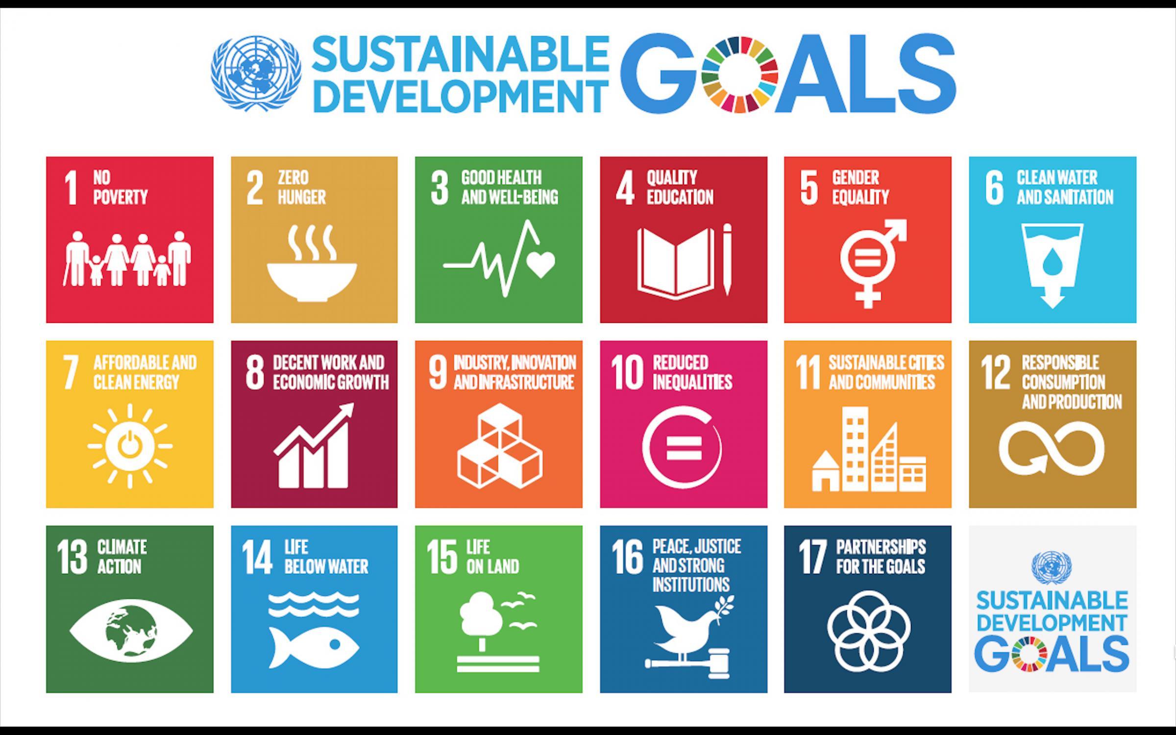 Sustainable Development Goals - Agenda 2030