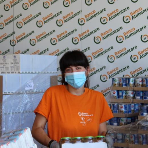 Alimentiamo la speranza- foto Banco Alimentare ER