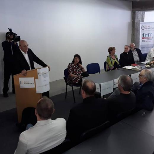 Inaugurazione Magazzino Bolzano 2018