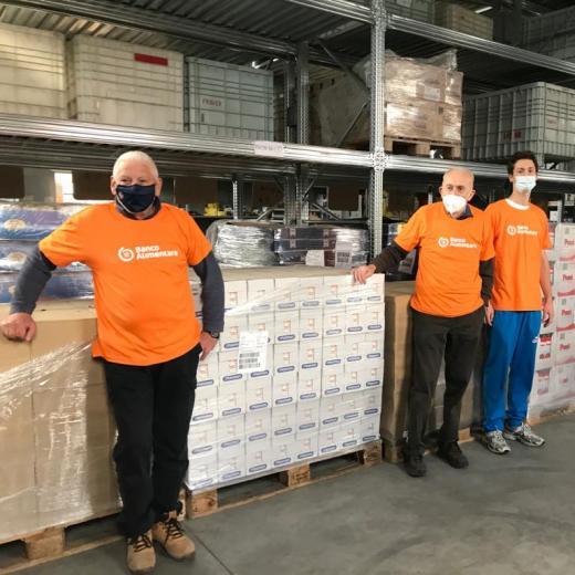 ALDI e Banco Alimentare: 10 tonnellate di prodotti donati per Colletta20