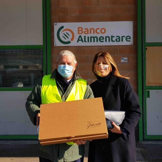 Il Gruppo Gabrielli dona gift cards al Banco Alimentare - foto copertina